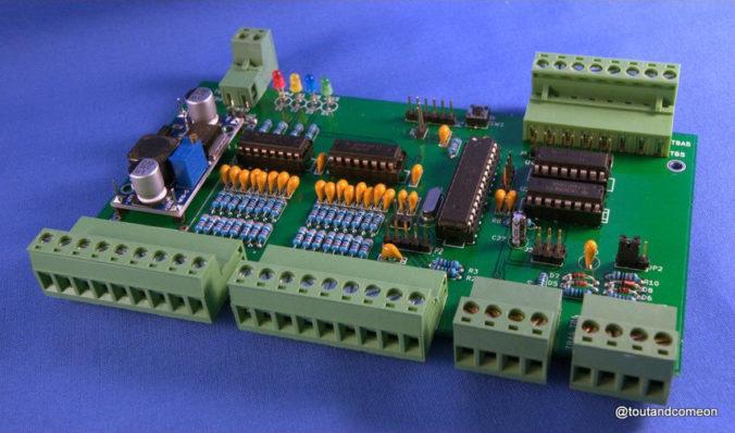 industrial-microcontroller-board