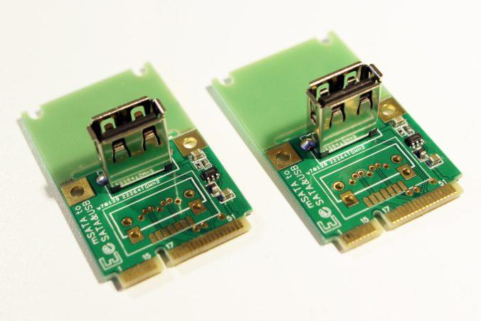 USB-PCIe